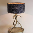 Monarch Table Lamp Old Brass