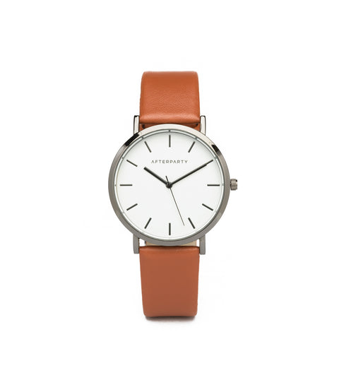 Mayfair Classic Tan Watch