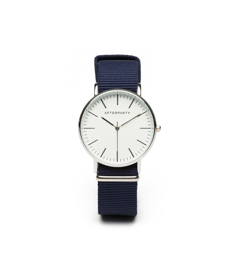 Urban Navy Nylon Watch