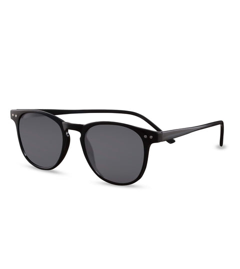 Simple Black on Black Sunglasses