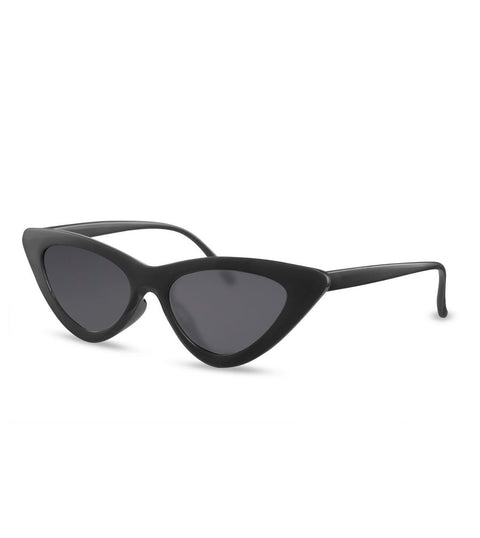 Cat Eye Sunglasses in Black