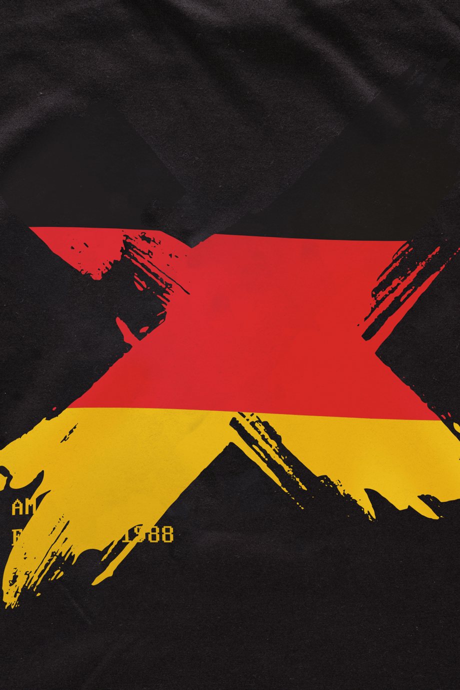 Splash X Tee Germany