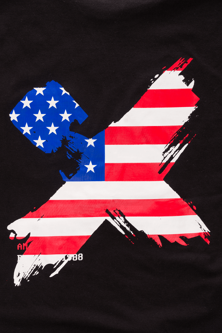 Splash X Tee Black USA