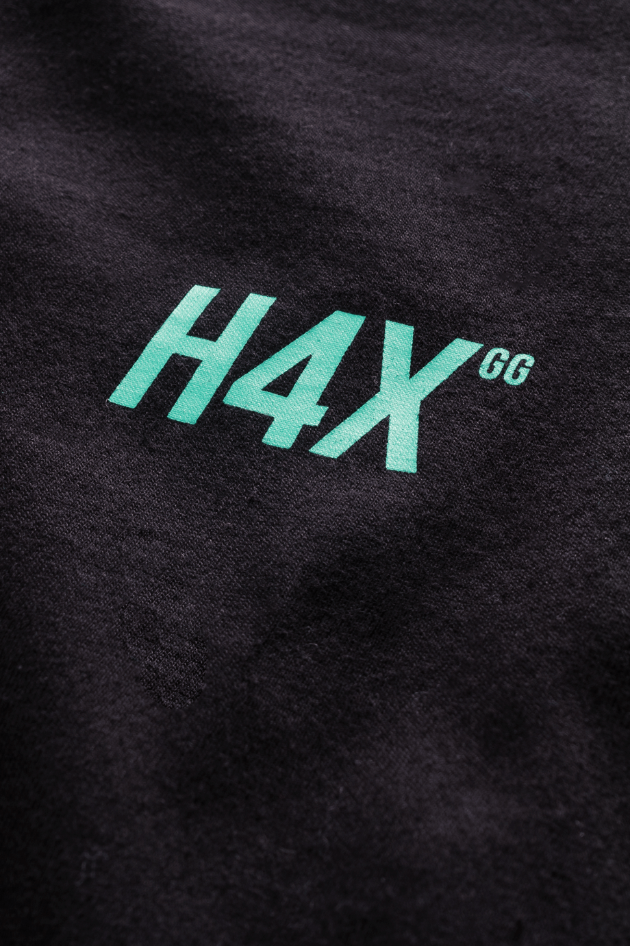 H4X Grid Long Sleeve Tee details