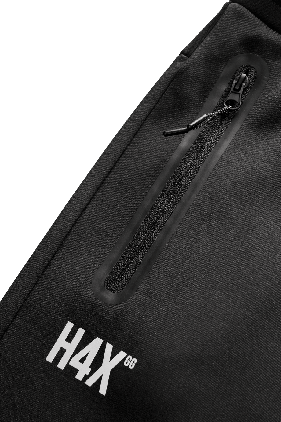 H4X COMPLEXITY PERFORMANCE JOGGERS Black details