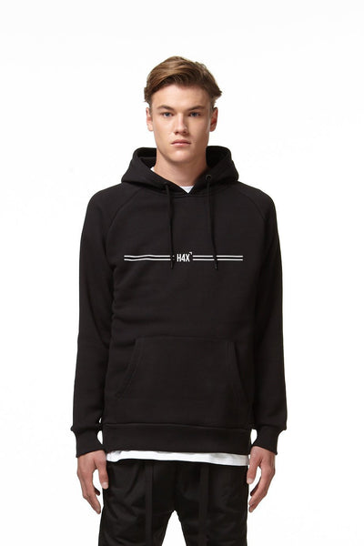 H4X Double Line Hoodie - H4X