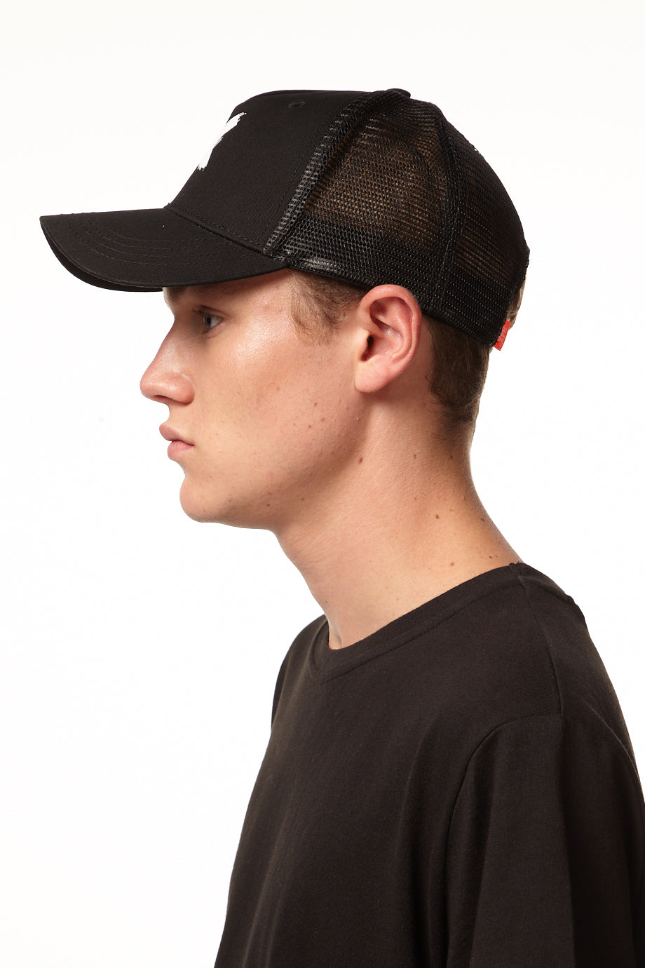 H4X SplaX Trucker Hat black front