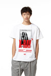 H4X X-RAY T-SHIRT white front