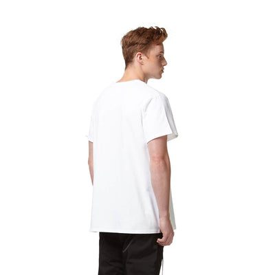 Loose Fit Tee White