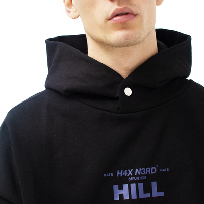 "H4X x Nate Hill ""The Kid From Somewhere"" Hoodie - H4X"