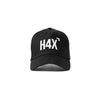 H4X 3M Reflective Trucker Hat