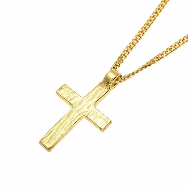 Cross Micro Diamond Necklace (Upsell)