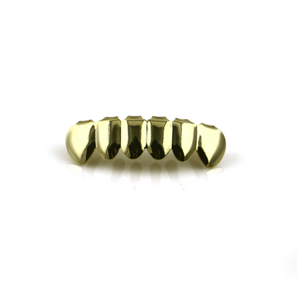 Grillz (14k Gold, Silver & More)