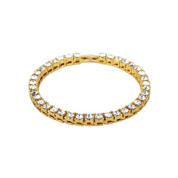 Single Row Micro Diamond Tennis Bracelet (Upsell)