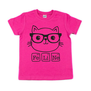 Smarty Cat - Toddler/Kids Tee