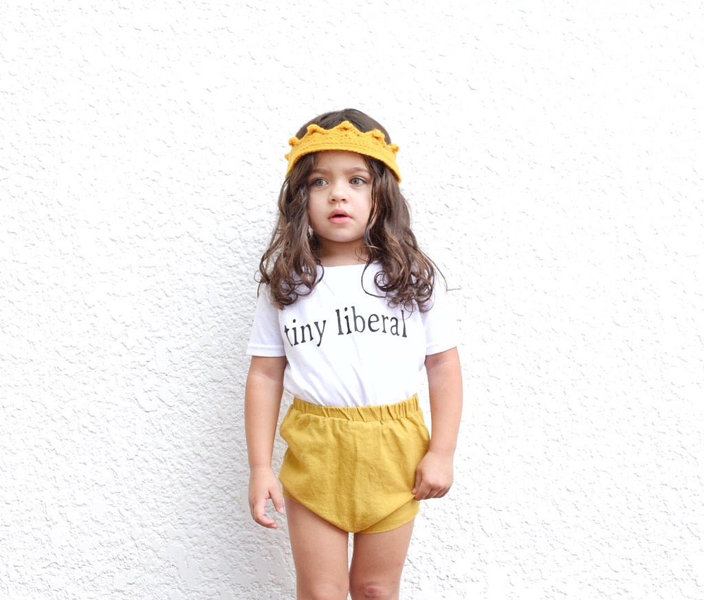 Tiny Liberal Tee - That Oregon Girl