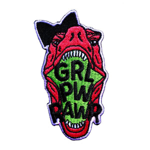 GRL PW RAWR Patch - That Oregon Girl