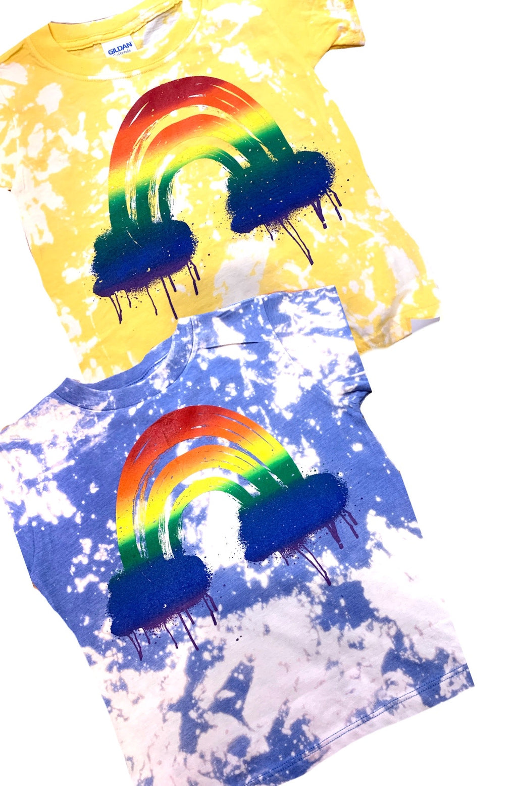 Rainbows on Acid - Toddler/Kids Tee - That Oregon Girl