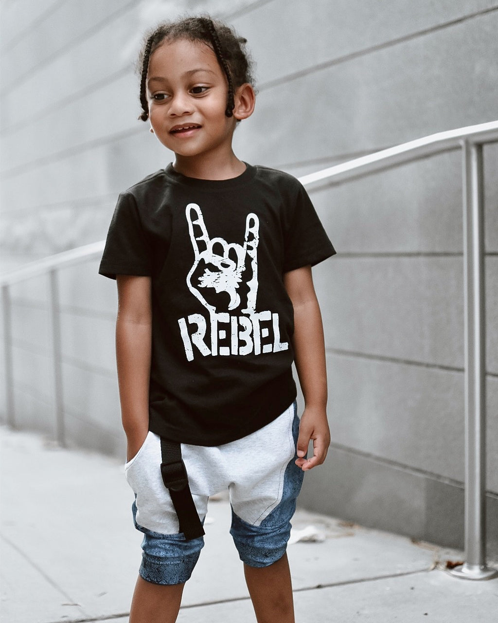 Rebel Tee - That Oregon Girl