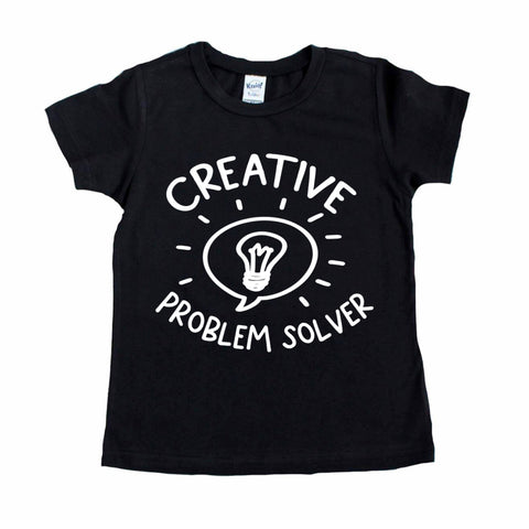 Creative Problem Solver Toddler/Kids Tee