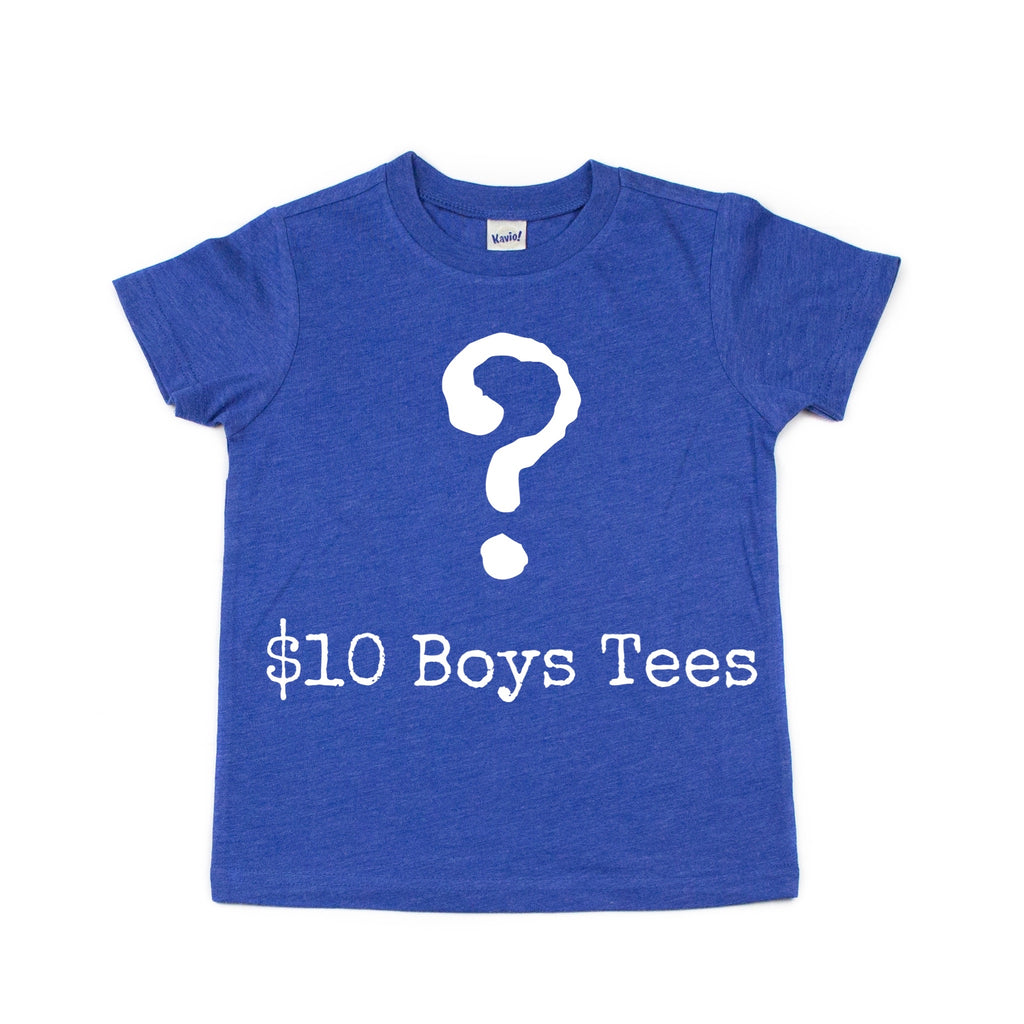 Boys Tee Grab Bag - 15% off applied