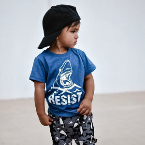 Resist Shark Tee - That Oregon Girl