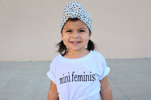 Mini Feminist Tee - That Oregon Girl