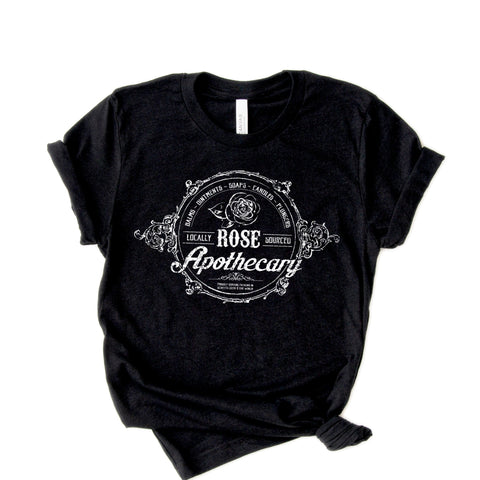 Rose Apothecary Adult Unisex Tee