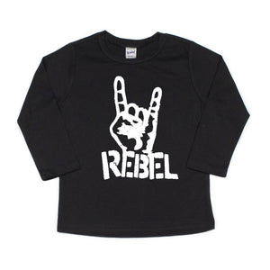 Long Sleeved Rebel Tee