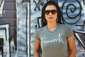 Feminist Tee - That Oregon Girl