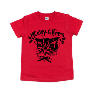 Meowy Catmas Toddler/Kids Tee
