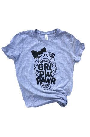 Adult GRL PWRAWR Tee - That Oregon Girl