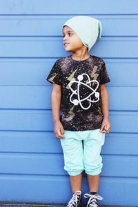 Positive Charge Atom Tee - That Oregon Girl