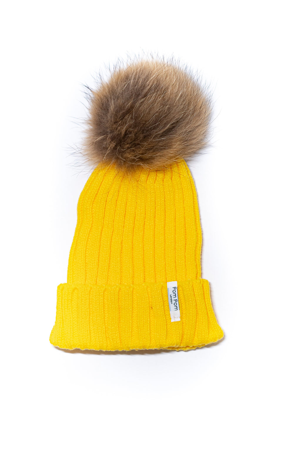 Original Yellow - Pom Pom London