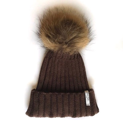 Original Brown - Pom Pom London