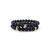 Gompa Stack Gold Bracelet GSGB001 - Onyx.png