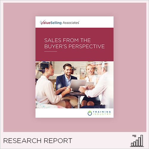 Sales from the Buyer's Perspective