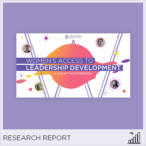 Women's Access to Leadership Development