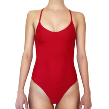 Alexia One Piece in Cherry