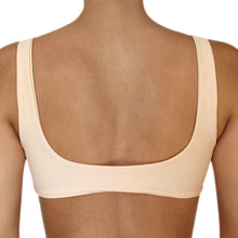 Lucia Top in Peach