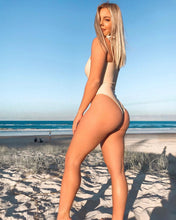 Lola One Piece in Peach