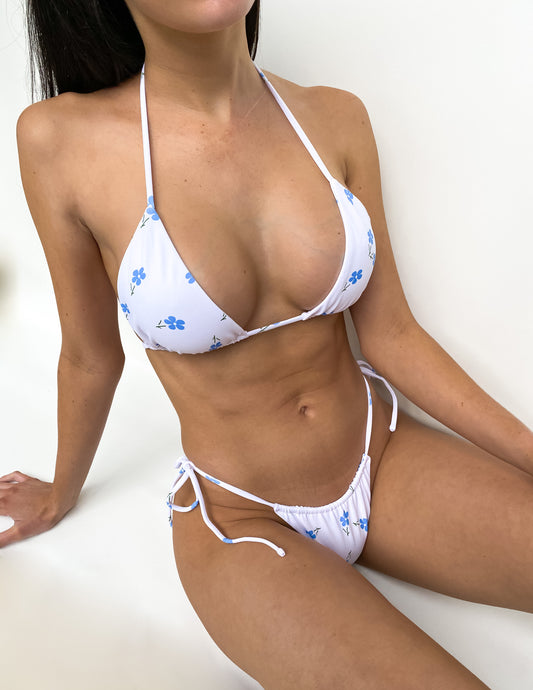 Periwinkle String Bottoms