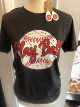 Baseball Play Ball Tee