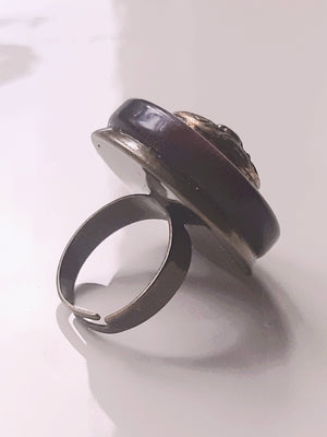 Vintage Purple Ring