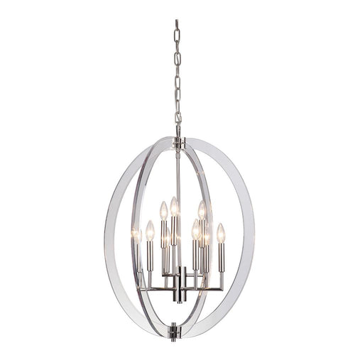 Regal 9 Light Chandelier
