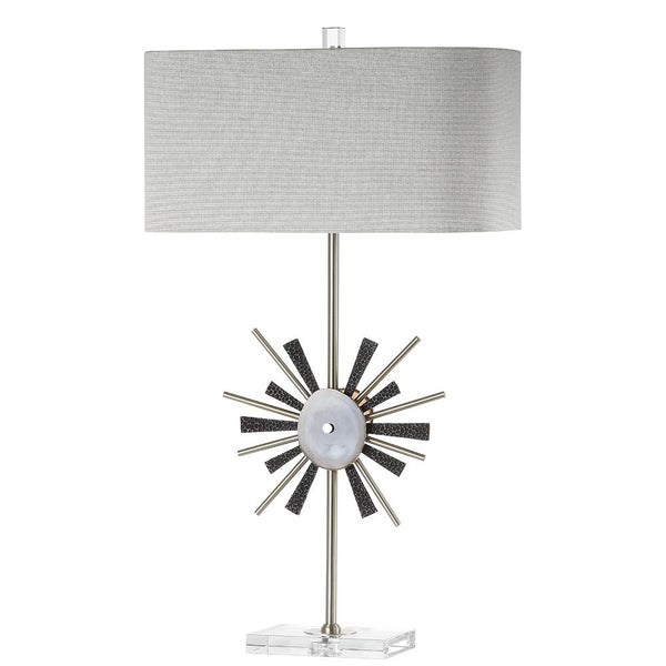 Spindex Table Lamp