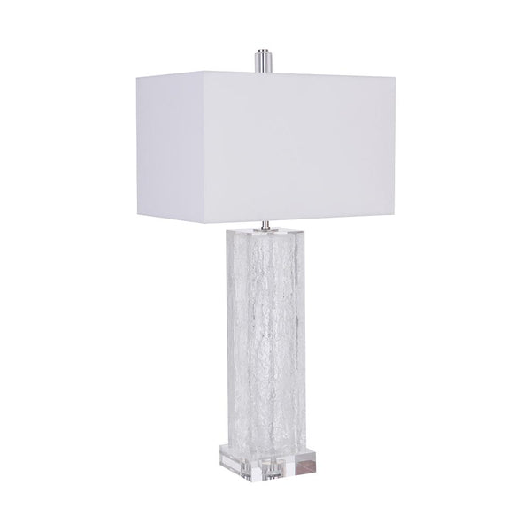 Mariana Home - Lucia 1 Lt Table Lamp - Polished Nickel