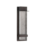 Alpine Small LED Outdoor Wall Lamp - Bronze Finish