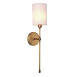 Mariana Home - Weston One Light Wall Sconce - Brass Finish