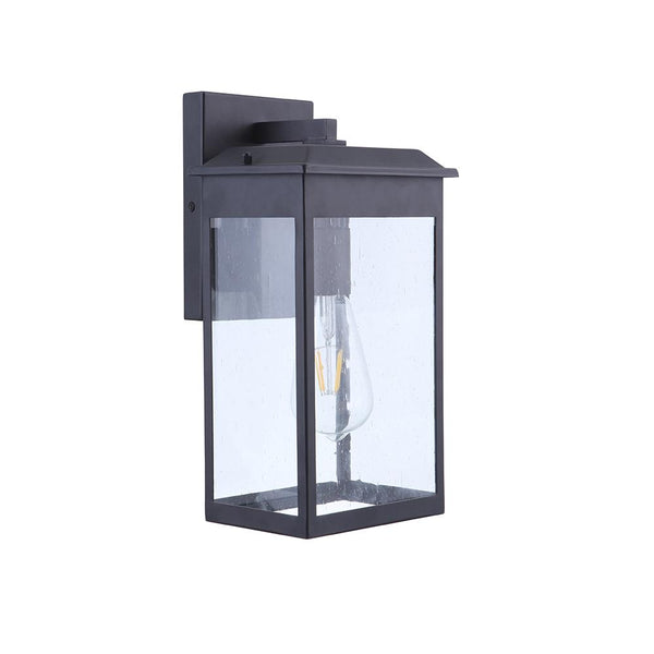 Mariana Home - Carlisle 1 Lt Outdoor Wall Mount - Black